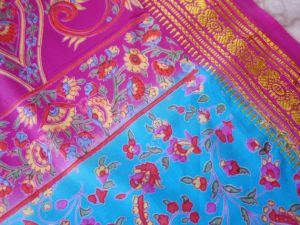 Via mylusciouslife.com - printed colourful sari fabric.jpg